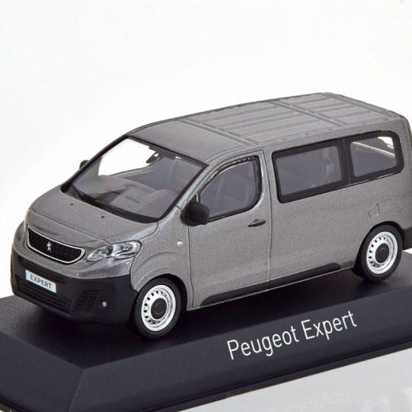 Peugeot Expert 2016 Grijs 1-43 Norev