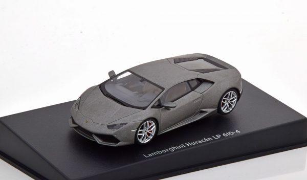 Lamborghini Huracan LP610-4 2014 Mat Grijs 1-43 Autoart
