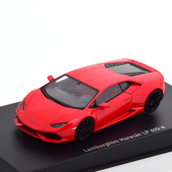 Lamborghini Huracan LP610-4 2014 Rood Metallic 1-43 Autoart