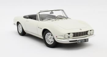 Fiat Dino Spyder 1966 Wit 1-18 Cult Scale Models Limited Edition