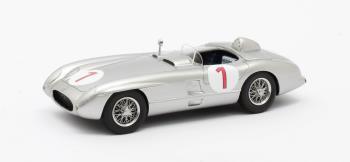 Mercedes-Benz 300SLR #1 Winner Grand Prix Sweden 1955 Driver: Juan Manuel Fangio 1-43 Matrix Scale Models Limited 408 pcs.
