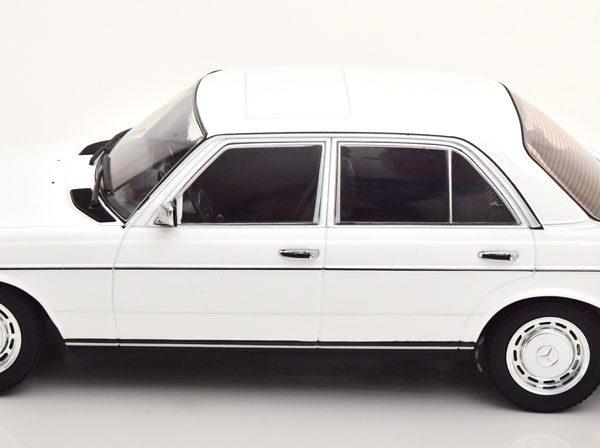 Mercedes-Benz 280E ( W123 ) 1975 Wit 1-18 KK Scale Limited 1000 Pieces