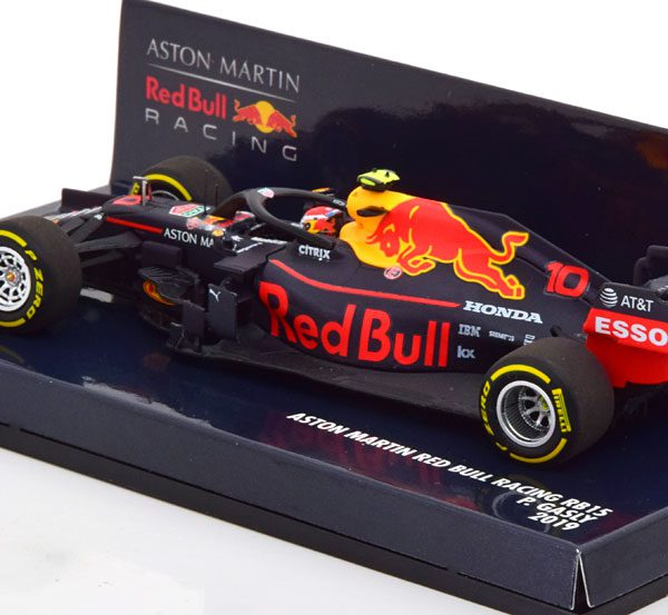 Aston Martin Red Bull Racing 2019 RB15 P.Gasly 1-43 Minichamps