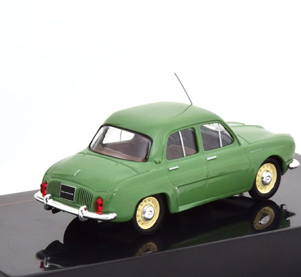 Renault Dauphine 1961 Groen 1-43 Ixo Models