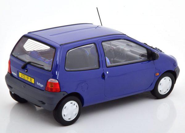 Renault Twingo 1993 Blauw 1-18 Norev