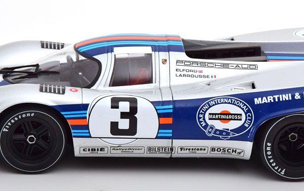 """Porsche 917K Winner 12h Sebring 1971 """"Martini"""" Elford/Larousse 1-18 CMR Models"""