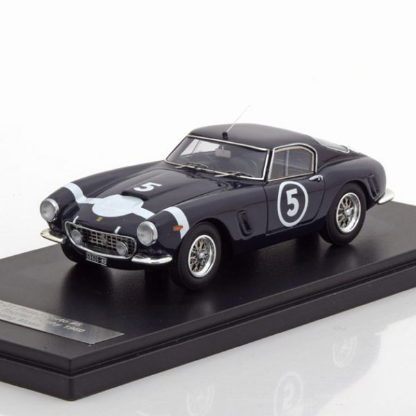 Ferrari 250 GT Winner Nassau Tourist Trophy 1960 Stirling Moss 1-43 Matrix Scale Models