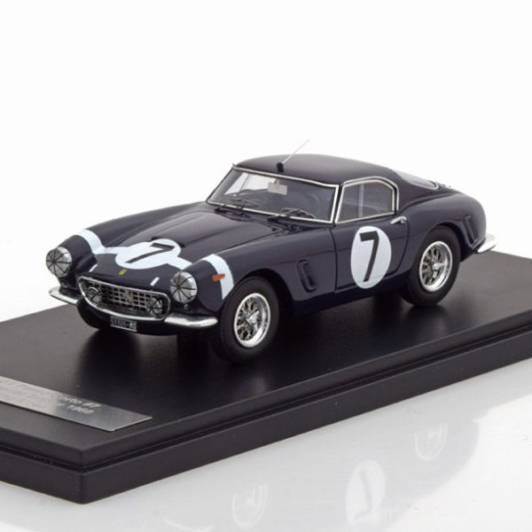 Ferrari 250 GT Passo Corto Winner RAC Trophy 1960 Stirling Moss 1-43 Matrix Scale Models