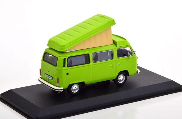 Volkswagen Bus T2 Westfalia 1978 Groen 1-43 Altaya Volkswagen Collection