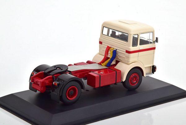 Mercedes-Benz LPS 1632 1970 Beige 1-43 Ixo Models