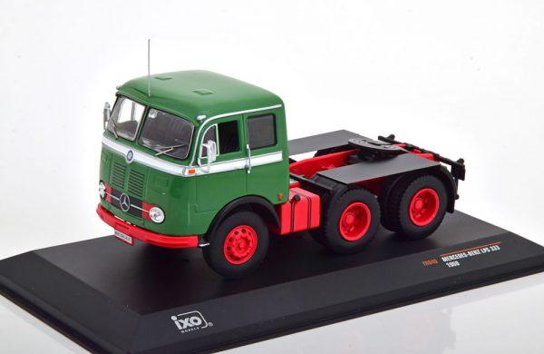 Mercedes-Benz LPS 333 1960 Groen 1-43 Ixo Models