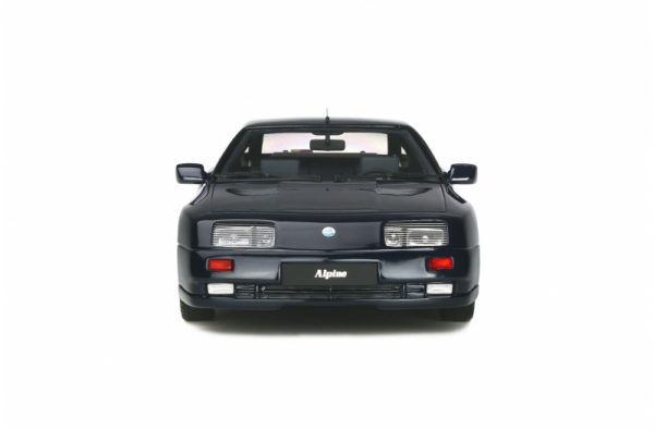Renault Alpine GTA Le Mans, 1990 Blauw 1-18 Ottomobile Limited 999 Pieces