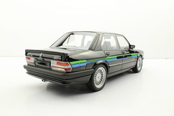 BMW Alpina B10 3.5 Zwart 1-18 LS Collectibles Limited 250 Pieces