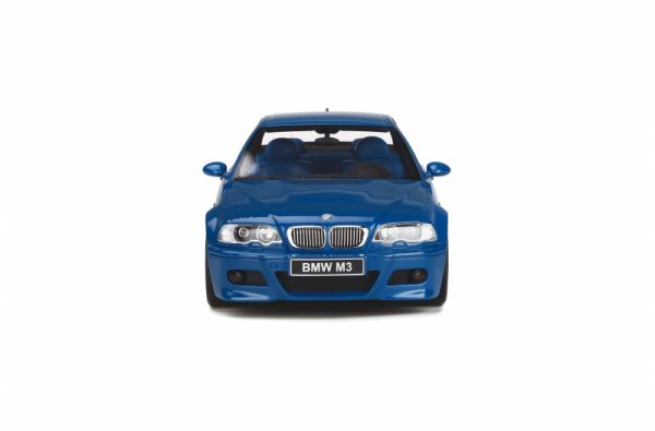 BMW M3 E46 2000 Laguna Seca Blue 1-18 Ottomobile Limited 2000 Pieces
