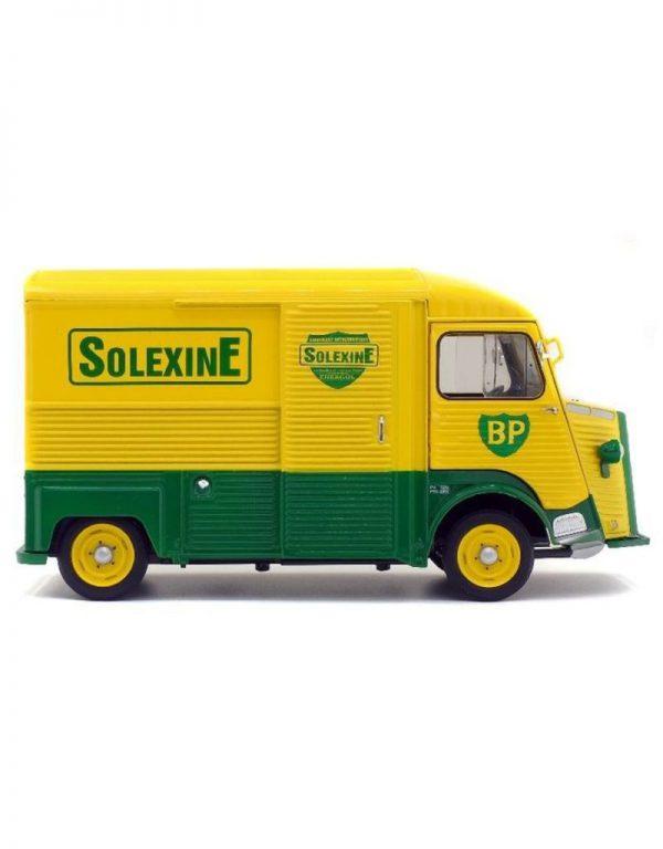 Citroen Type HY BP Solexine 1-18 Geel/Groen Solido