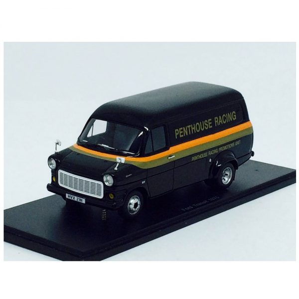 """Ford Transit 1975 """"Penthouse Racing"""" 1-43 Spark"""