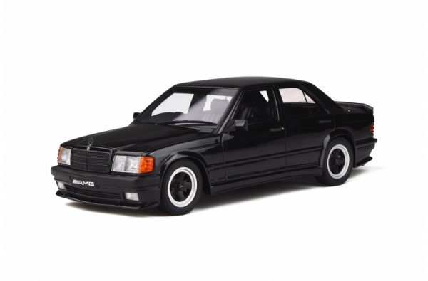 Mercedes-Benz 190E 2.3 AMG 1984 Zwart 1-18 Ottomobile Limited 2000 Pieces