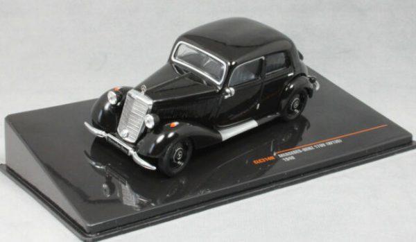 Mercedes-Benz 170 V ( W136 ) 1949 Zwart 1-43 Ixo Models