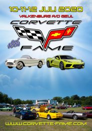Corvette Fame July Cauberg 2020