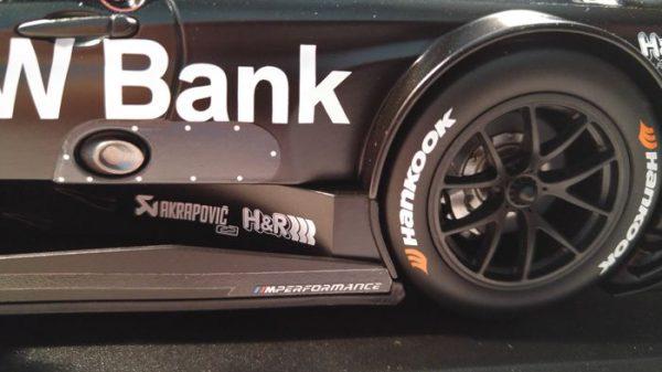 BMW M4 ( F82 )DTM 2016 Nr# 7 Bruno Spengler 1-18 Minichamps