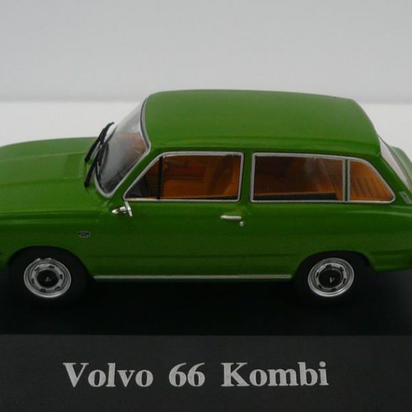 Volvo 66 Kombi Groen 1-43 Atlas Volvo Collection