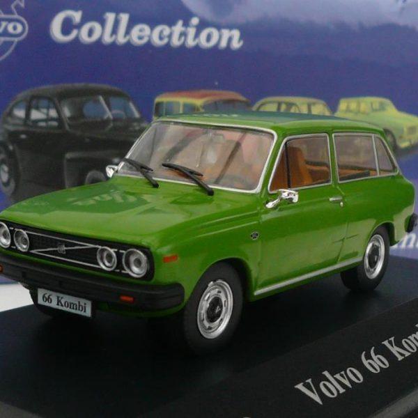 Volvo 66 Kombi Groen 1-43 Atlas Volvo Collection