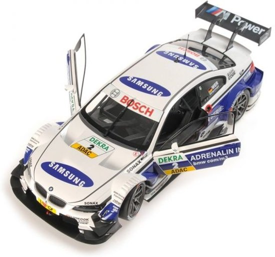 BMW M3 ( E92 ) DTM 2013 BMW Team Schnitzer D.Werner 1-18 Minichamps Limited 1002 Pieces