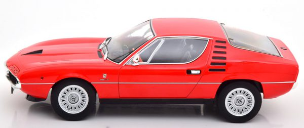 Alfa Montreal 1970 Rood 1-18 KK Scale Limited 1500 Pieces