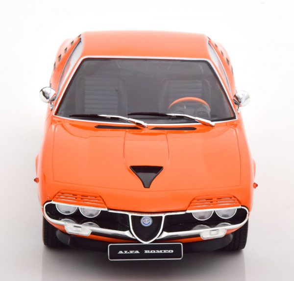 Alfa Montreal 1970 Oranje 1-18 KK Scale Limited 750 Pieces