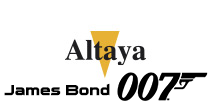 Altaya james bond 007 collection Schuiten Miniaturen