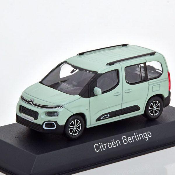 Renault Berlingo 2018 Aqua Groen 1-43 Norev