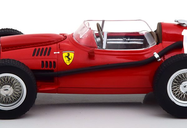 Ferrari Dino 246 F1 GP Monaco 1958, World Champion M.Hawthorn 1-18 CMR Models