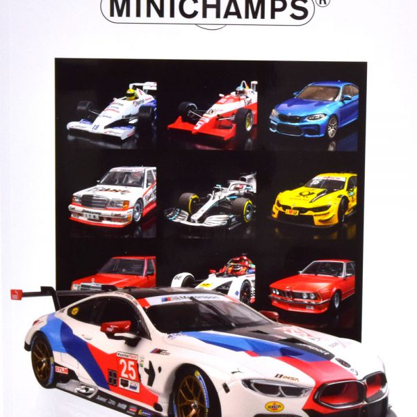 Minichamps Catalogus 2020 Edition 1