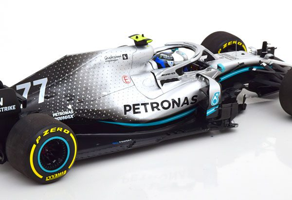 Mercedes AMG Petronas Motorsport W10 EQ Power+ 2019 V.Bottas 1-18 Minichamps