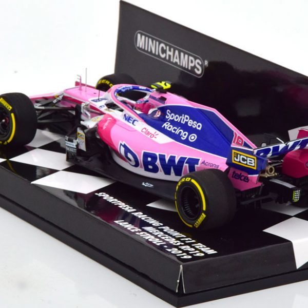 Racing Point F1 Team 2019 Mercedes RP19 L.Stroll 1-43 Minichamps ( Resin )