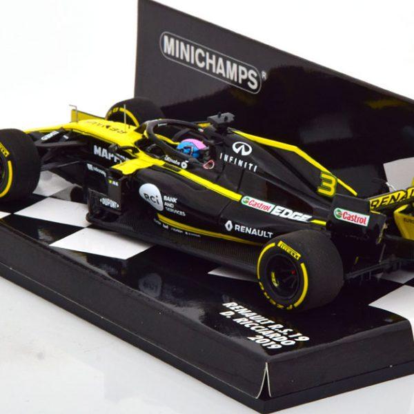 Renault R.S.16 2019 D.Ricciardo 1-43 Minichamps ( Resin )