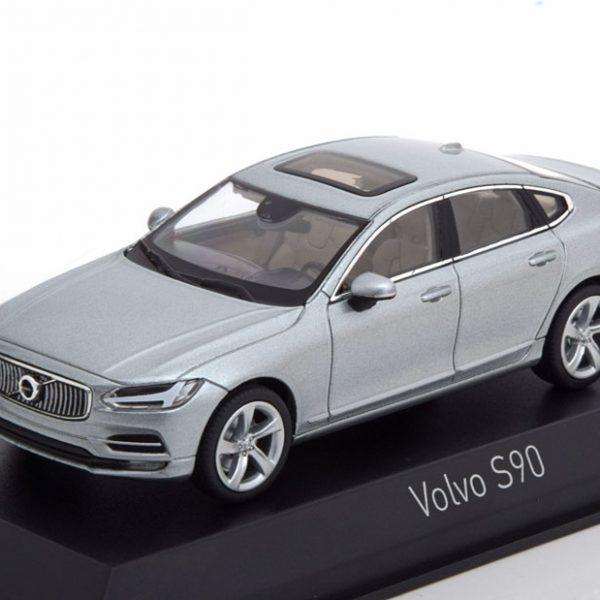 Volvo S90 Limousine 2016 Zilver 1-43 Norev