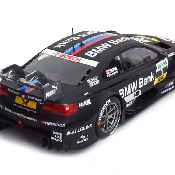 BMW M3 ( E92 ) DTM 2013 Nr# 1 B.Spengler 1-18 Minichamps