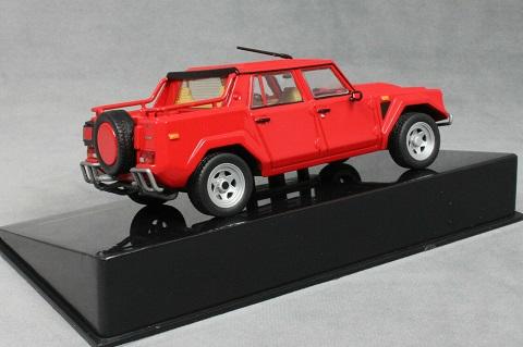 Lamborghini LM002 1986 Rood 1-43 Ixo Models