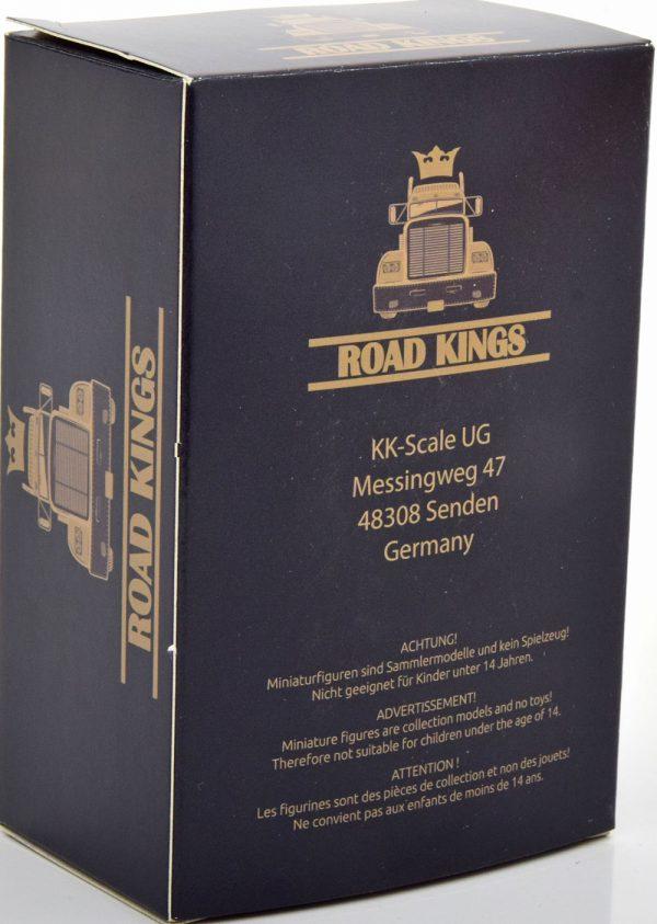 Figuur Günther Zittend 1-18 Road Kings ( Resin )