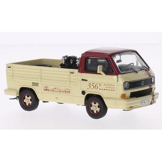"Volkswagen T3b Bus Pick Up ""356 Special Werkstatt"" 1-43 Premium Classixxs Limited 500 Pieces"