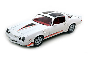 Chevrolet Camaro Z28 1981 Wit 1-18 Greenlight Collectibles