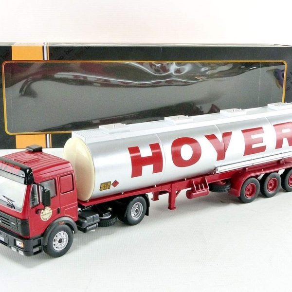 Mercedes-Benz SK 1844, + Trailer (Hoyer)1994 -1-43 Ixo Models