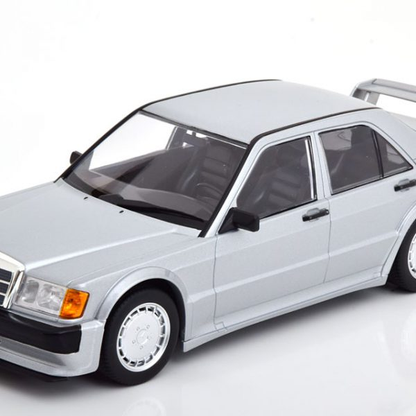 Mercedes-Benz 190 E 2.5-16 Evo 1 1989 Zilver 1-18 Minichamps Limited 804 Pieces