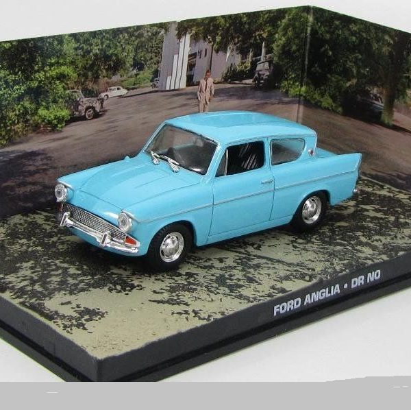 "Ford Anglia James Bond ""Dr.No"" 1-43 Altaya James Bond 007 Collection"