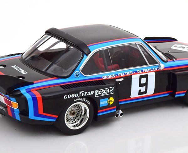 BMW 3.5 CSL No.9, 1000km Nürburgring 1976 Peltier/de Fierlant/Grohs 1-18 Minichamps Limited 300 Pieces