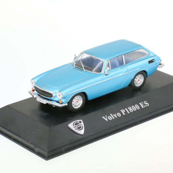 Volvo P1800 ES Blauw Metallic 1-43 Atlas Volvo Collection
