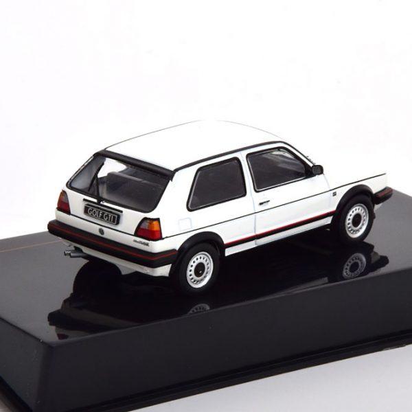 Volkswagen Golf II GTI 1984 Wit 1-43 Ixo Models