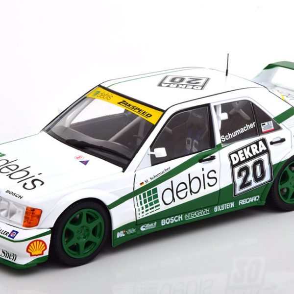 Mercedes-Benz 190E EVO 2 No.20, DTM 1991 M.Schumacher 1-18 Solido
