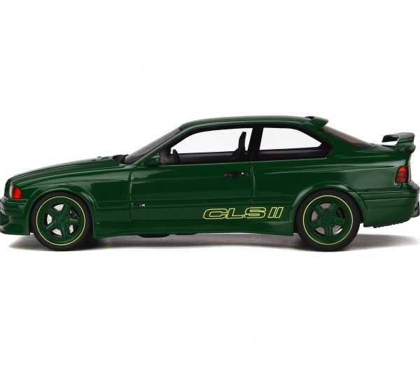 BMW AC Schnitzer E36 CLS II Groen 1-18 Ottomobile Limited 3000 Pieces